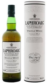 Laphroaig Scotch Single Malt Triple Wood...